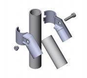 Verbinder 45°Schrägverbinder Schraegverbinder