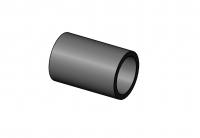 reducing bushing, PA, poly aramide, plastic, black, TecEnMa, 1399,