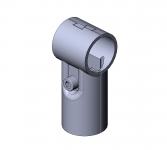 Verbinder 90° 1-fach 5012-S-001-SW-01