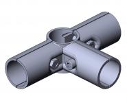 Verbinder 90° 3-fachVerbinder-90-Grad
