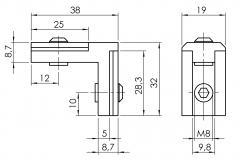 Nutwinkel-Nut-10-innen 4101-S-1001-VZ-01